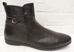 ботинки зимние мужские классика