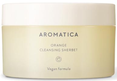 aromatica Orange Cleansing Sherbet гидрофильный бальзам 180г