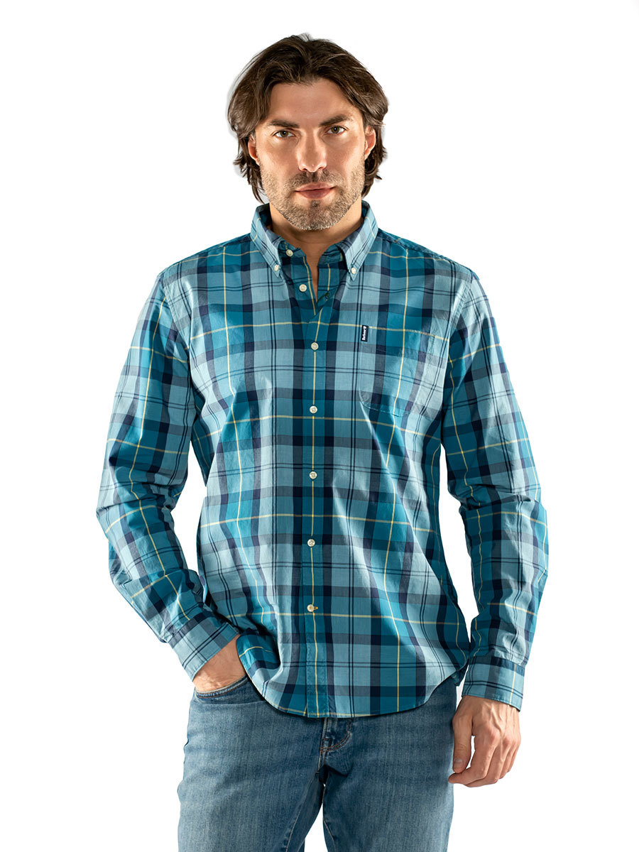 Barbour рубашка Sandwood Shirt MSH4712/AQ51