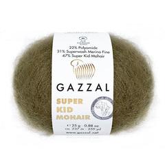 Gazzal Super Kid Mohair