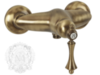 Смеситель для душа Migliore Bomond ML.BMD-9738 бронза