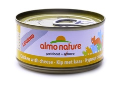 Консервы (банка) Almo Nature Legend Adult Cat Chicken&Cheese