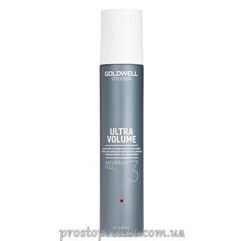 Goldwell StyleSign Ultra Volume Naturally Full Spray - Спрей для природного об'єму