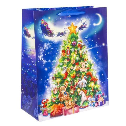Пакет «Новогоднее волшебство», 40×49×19 см