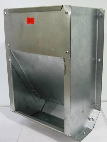 Кормушка ,бункерная для кроликов металлическая
