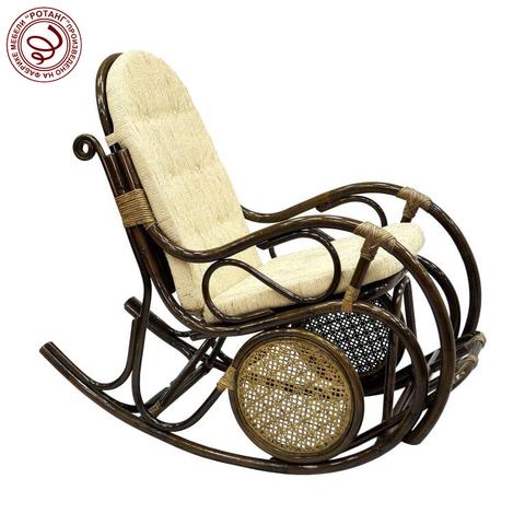 Кресло-качалка с подножкой Poppins