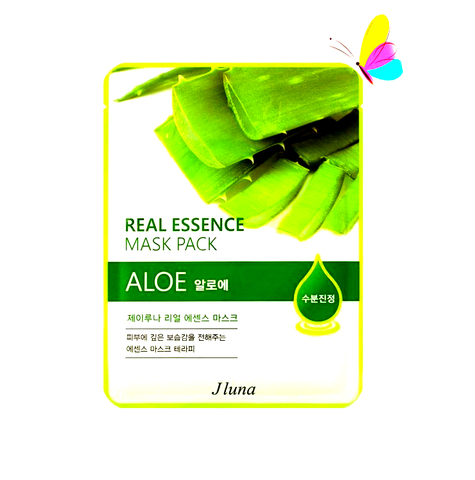 JLuna Real Essence Mask Aloe