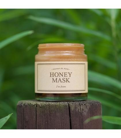 Медовая маска для чувствительной, сухой, раздраженной кожи, 120 г / I'm From Honey Mask