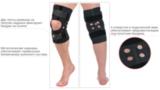 Шарнирный коленный бандаж с 4 вентиляционными отверстиями (разъемный)