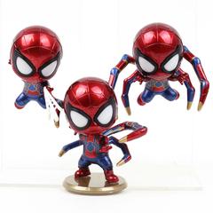 Мстители фигурки Железный Человек-паук с подсветкой