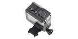 Водонепроницаемый бокс для камеры GoPro HERO7 Super Suit White/Silver (40 м) ABDIV-001 вид сверху
