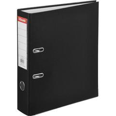 Папка-регистратор Esselte Economy 75 мм черная
