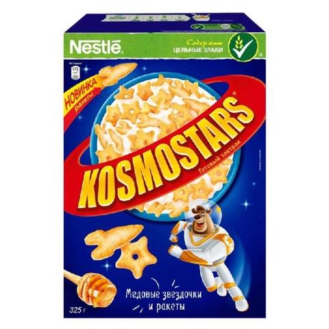 Готовый завтрак KOSMOSTARS 325 гр кор Nestle РОССИЯ
