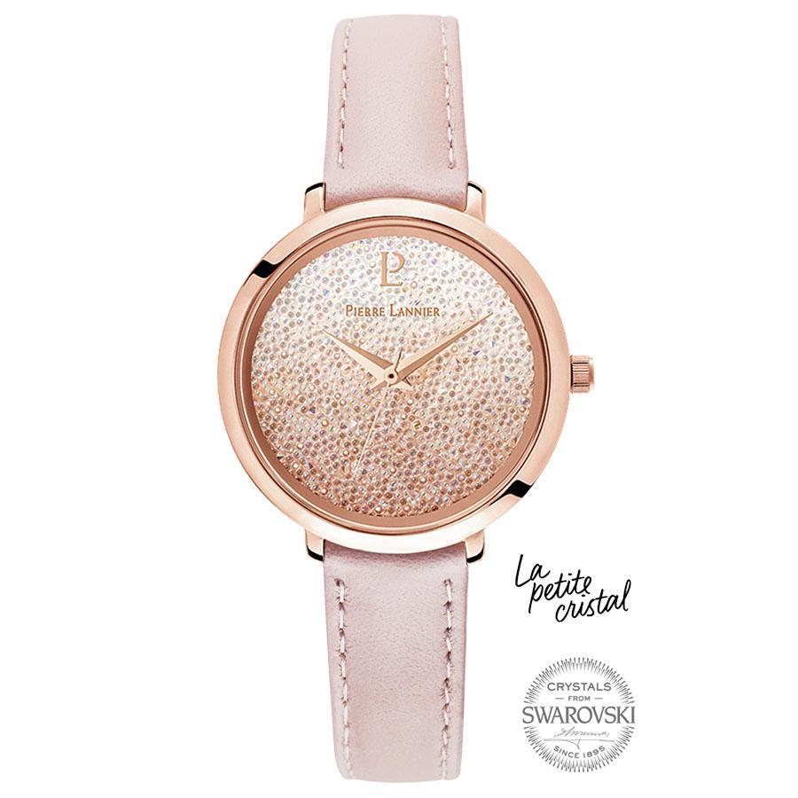 Женские часы Pierre Lannier Petite Cristal +ремешок 454B908