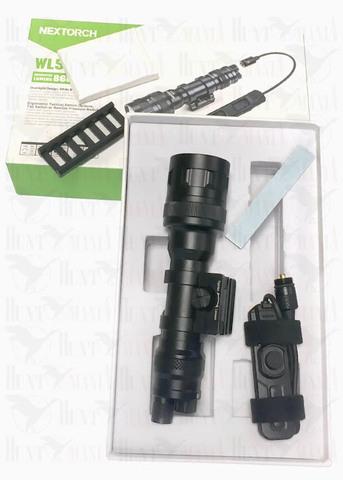 Тактический фонарь WL50IR