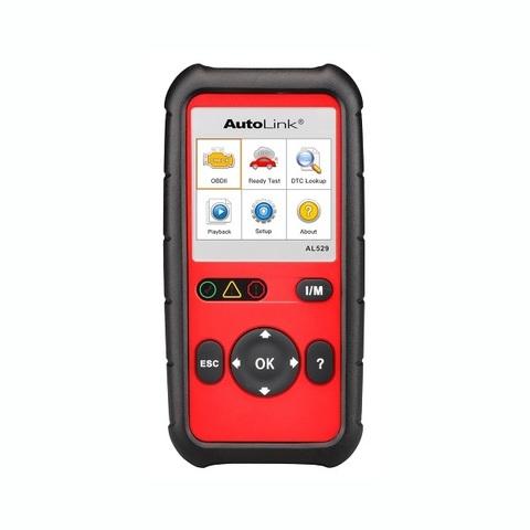 Автосканер Autel Autolink AL529