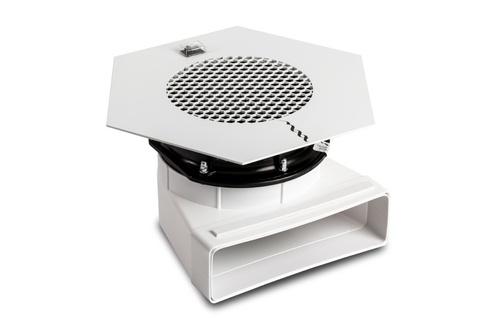 Пылесос MAX встраиваемый Ultimate 4 plus белый (65Вт)