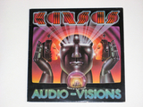 Kansas / Audio-Visions (LP)