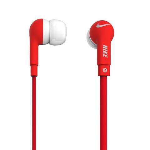 Наушники вакуумные Nike NK-30 red