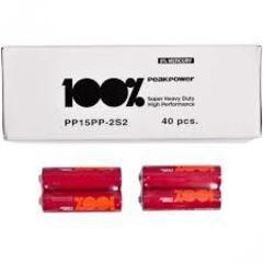 Батарейки GP 15PPE-S2 Super Heavy Duty R6, АА, трей 2/40