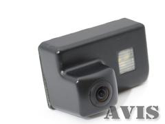 Камера заднего вида для Peugeot 207 Avis AVS312CPR (#070)