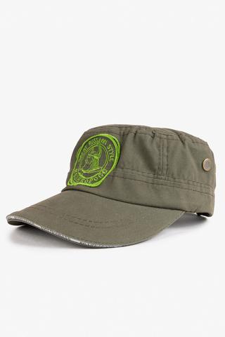 Кепка Муромская зелёный хаки «Весенний призыв»