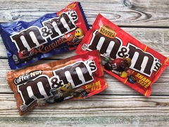Шоколадное драже M&M's Coffee nut со вкусом кофе 80 гр