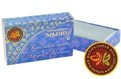 Натуральное мыло «Чабрец-Полынь»™Крымская Натуральная Коллекция