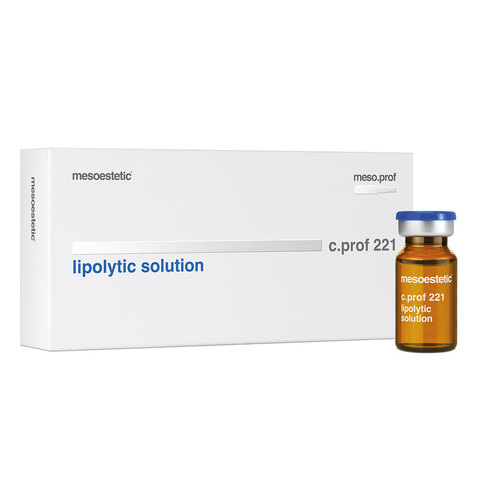 Липолитический коктейль / c.prof 221 lipolytic solution 10 ml