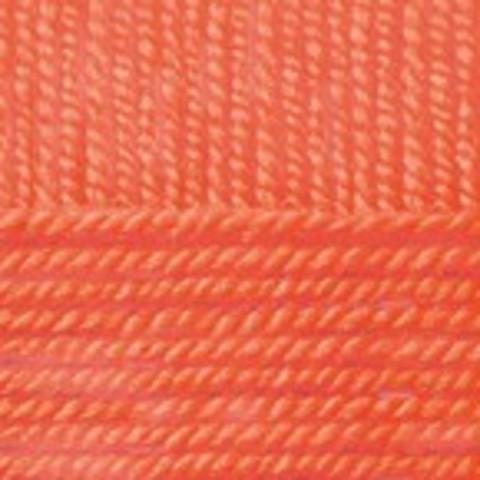 Купить Пряжа Пехорка Зимняя премьера Код цвета 396-Настурция | Интернет-магазин пряжи «Пряха»