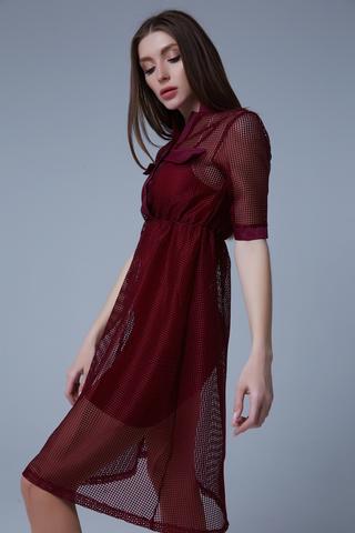 Платье-двойка из вискозы оптом