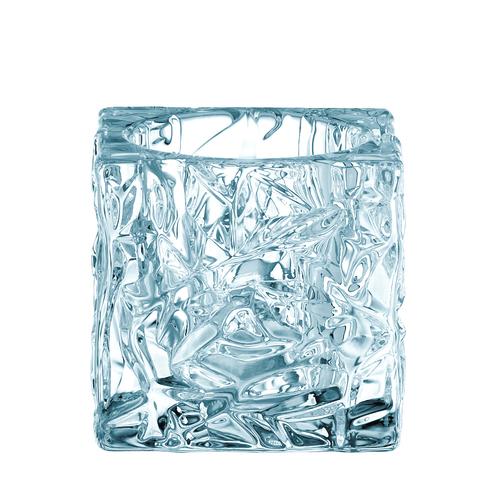 Набор из 2-х подсвечников артикул 90029. Серия Ice Cube