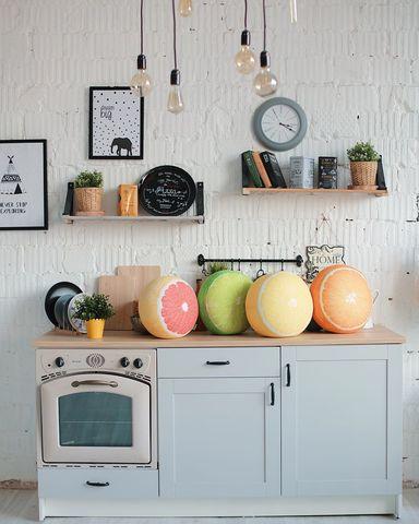 Подушка декоративная Gekoko «Апельсин» 3