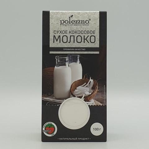 Сухое кокосовое молоко POLEZZNO