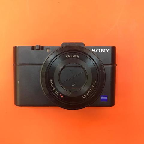 Sony RX 100 М2 Комиссия без батареи