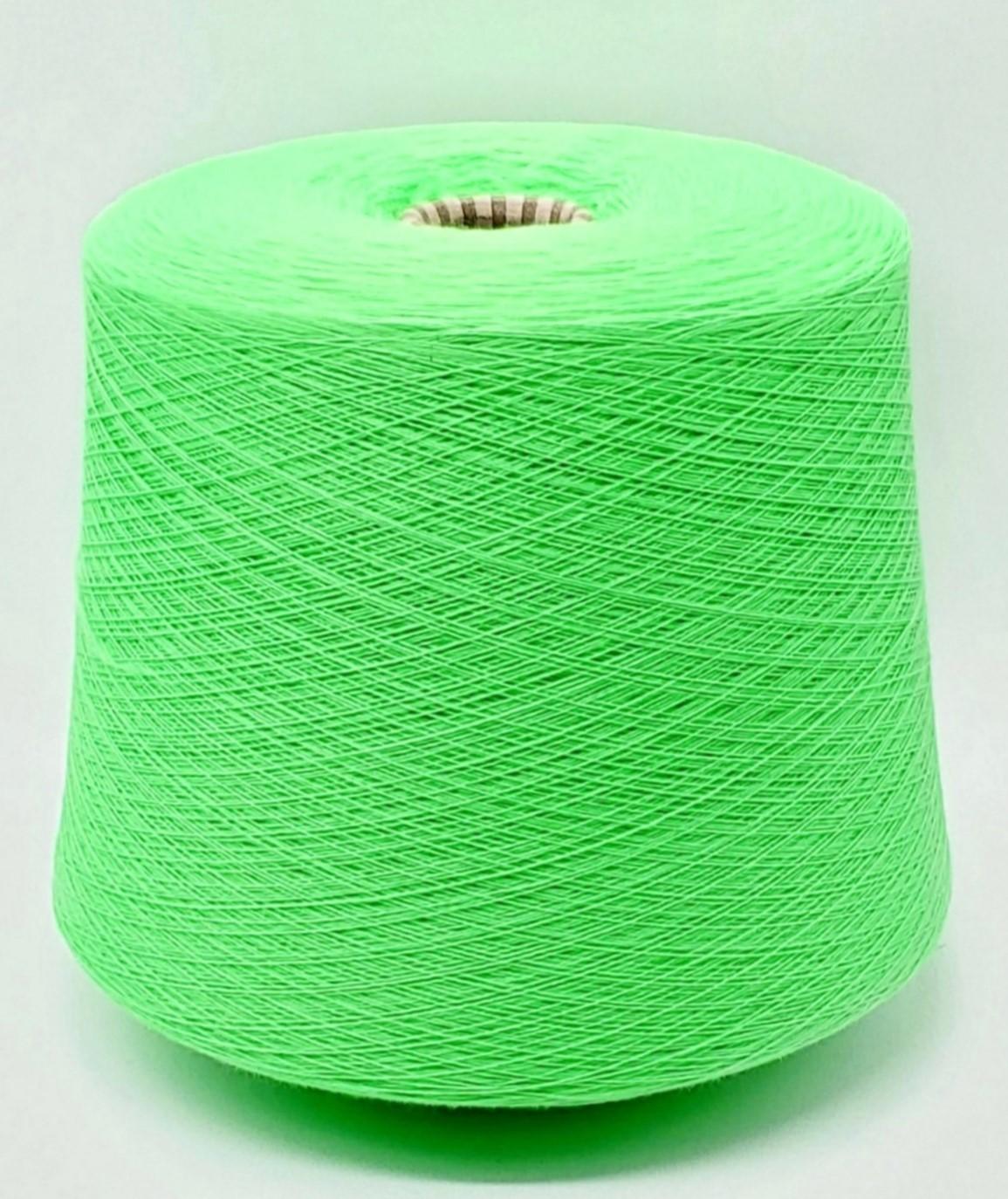Пряжа Lana Gatto Harmony 14474 зеленый неон