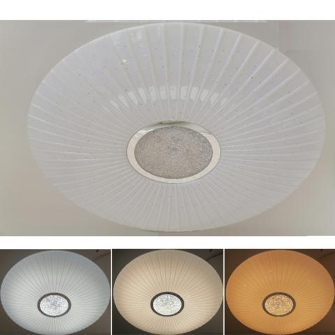 Светодиодный светильник с пультом SX-162/380-60W