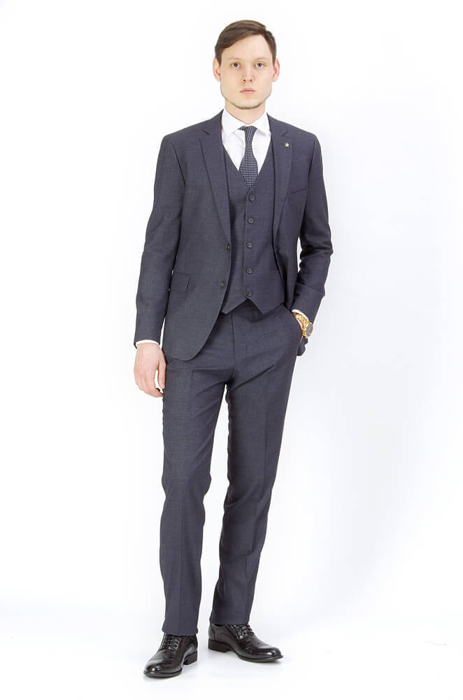 Костюмы Slim fit JOHN SAINT / Костюм тройка slim fit IMGP9291.jpg