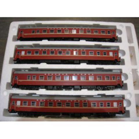 Eurotrain 0211 Набор пассажирских вагонов РЖД