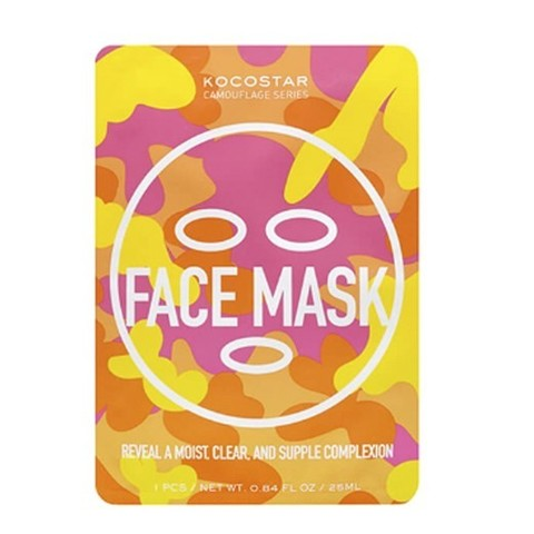 Kocostar Camouflage Маска для лица с лифтинг эффектом 25мл/ Face Mask