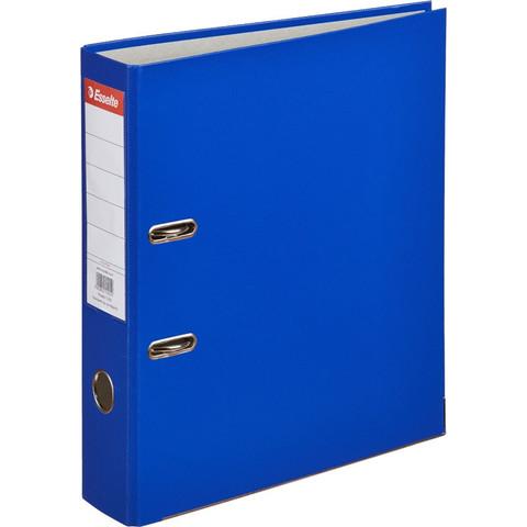 Папка-регистратор Esselte Economy 75 мм синяя