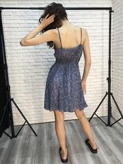 Платье-сарафан на бретельках оптом