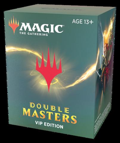 VIP-бустер Double Masters (англ.)
