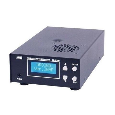 Декодер цифровых сигналов AOR ARD300