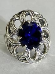 Эрмитаж (кольцо  из серебра)