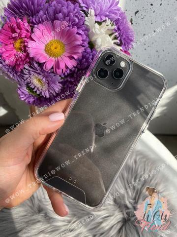 Чехол iPhone 13 Space Case /сlear/