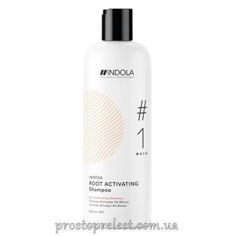 Indola Innova Root Activating Shampoo - Шампунь, активізуючий ріст волосся