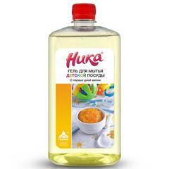 Средство для мытья посуды Ника С первых дней жизни 1 л