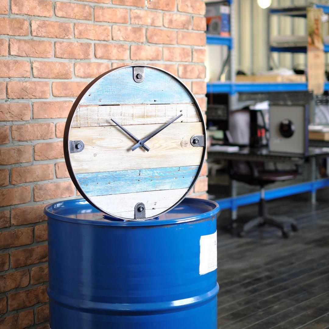 Настенные часы Nicole Time NT105 DOSKI