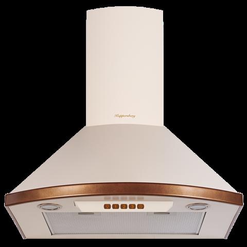 Кухонная вытяжка 60 см Kuppersberg BONA 60 C Bronze